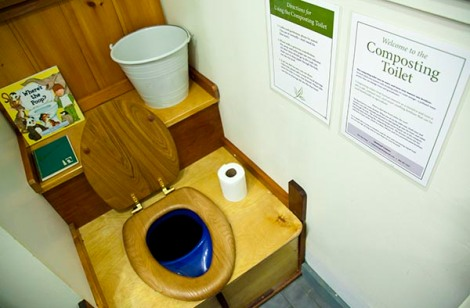 Urine Diverting Toilets