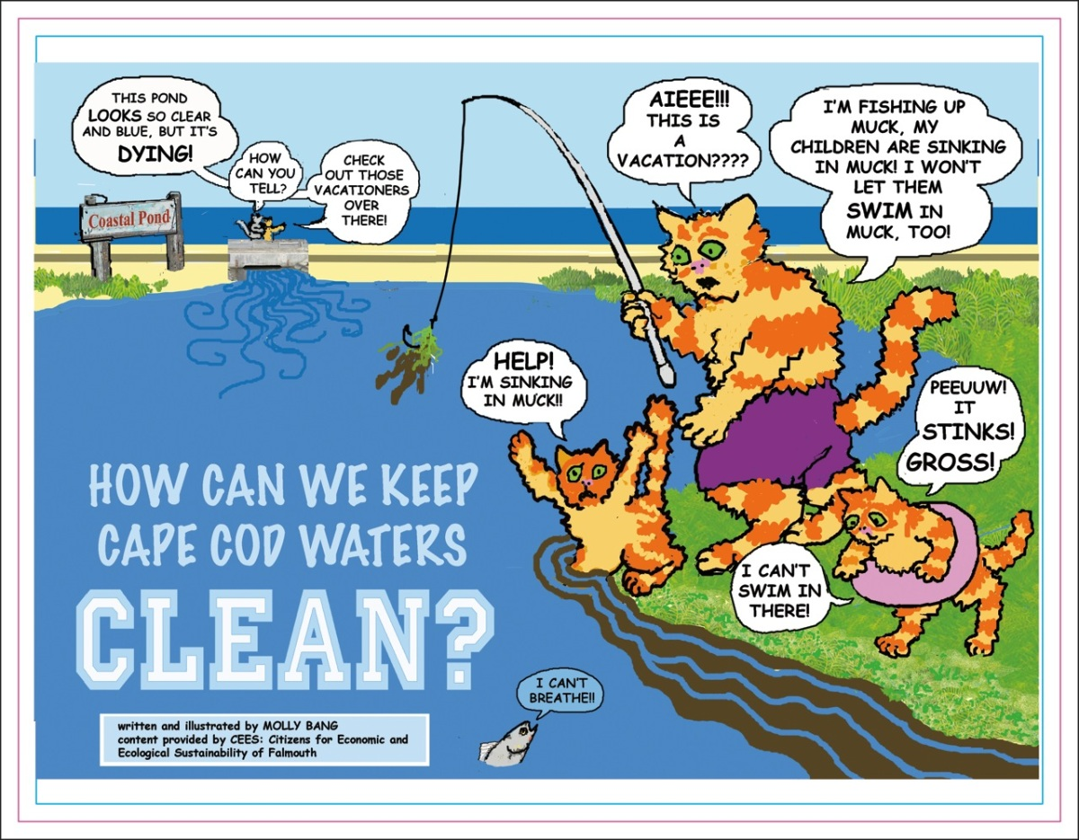 Keeping Cape Cod's Waters Clean